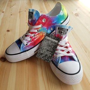NWT Tie Dye Sneakers